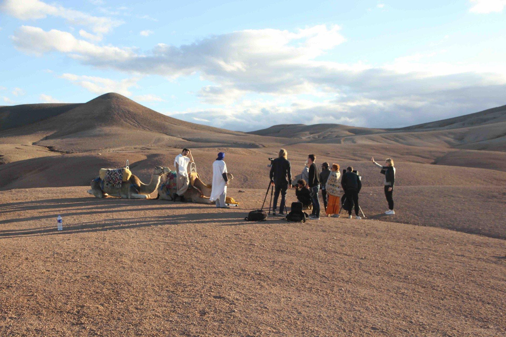 Photography Production Services Morocco